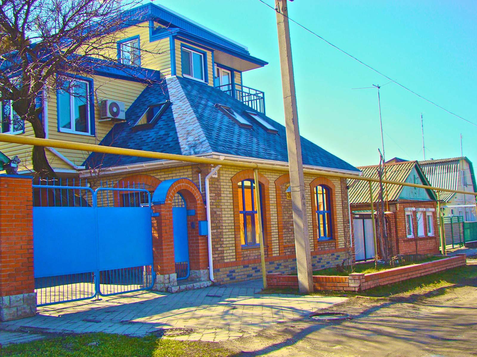 Starominskaya village: description and history