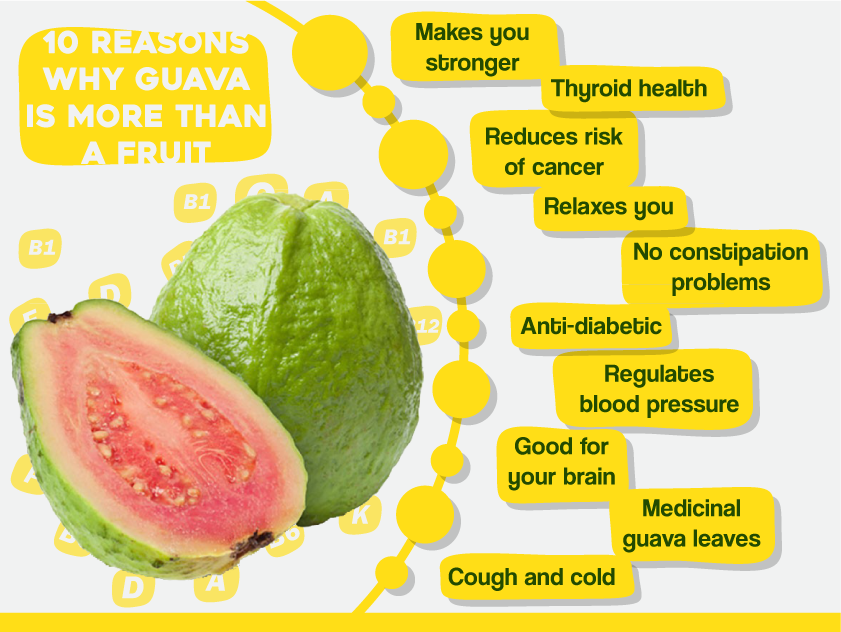 10 reasons why guava is more than a fruit saboro makes you stronger ccuart Image collections