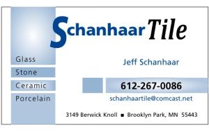 Jeff Schanhaar'14