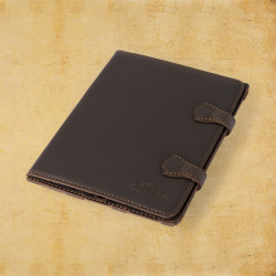 iPad Case - Coffee Brown (25% DISCOUNT)