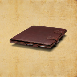 iPad Case - for Retina and Standard iPads, Chestnut<br></noscript>(25% DISCOUNT)