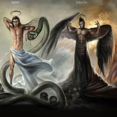 Seven deadly sins by procrust d4olpqe x6ka6k