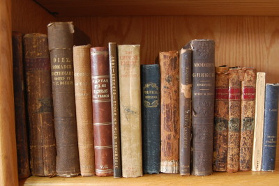 Old books at8dkp