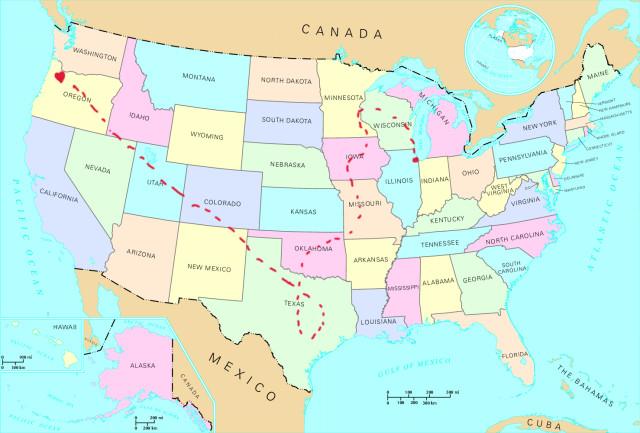 Tour map kqtlec