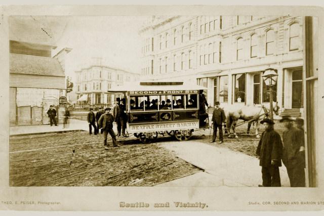 First streetcar wadumm