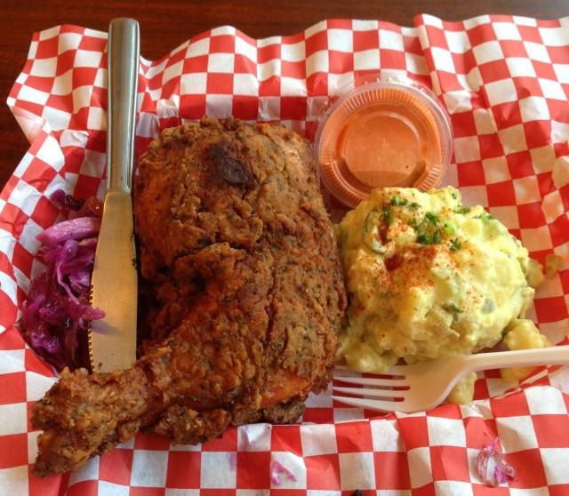 A Visit To Harrys Chicken Joint In West Seattle Seattle Met