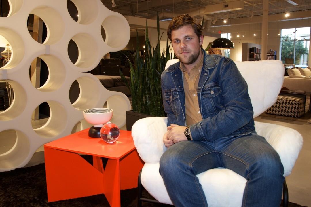 Internum, The Contemporary Furniture Company In Montrose, Introduced Their  Latest Designer Showcase From Houston Interior Designer Garrett Hunter  Tuesday.