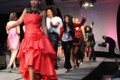Glitter fashion show upjyqi