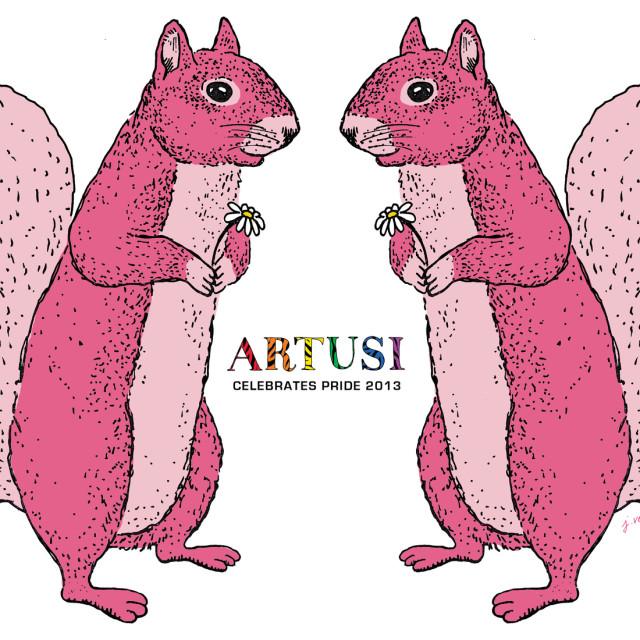 Artusi squirrels pride 2013 exxsce