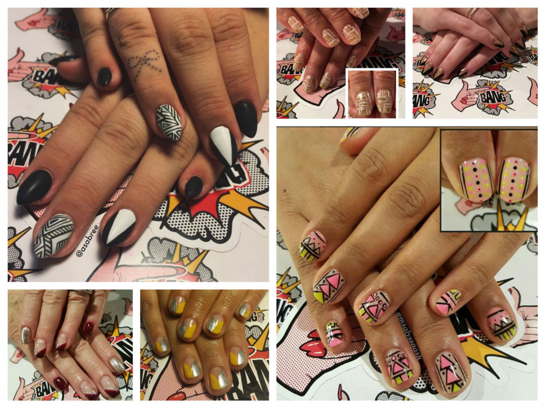 Finger Bang\'s Wild Nail Art | Portland Monthly