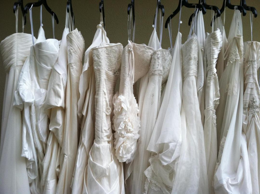 mad dash sale for wedding dresses