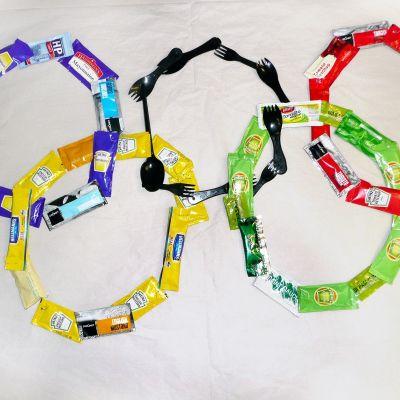 Olympic rings 2012 qzzcjp