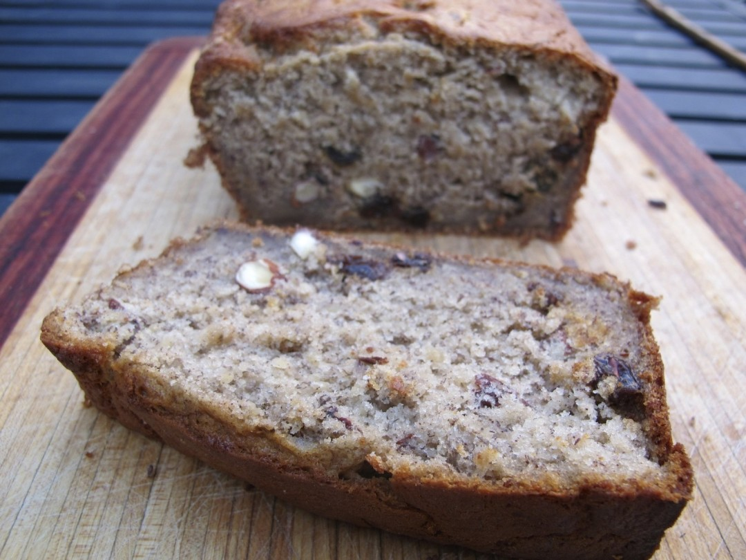 The ultimate banana bread recipe houstonia thats the best banana bread ive ever haddont tell my mom i said so said the guy who was fixing my computer i hear that a lot fresh out of the oven forumfinder Image collections