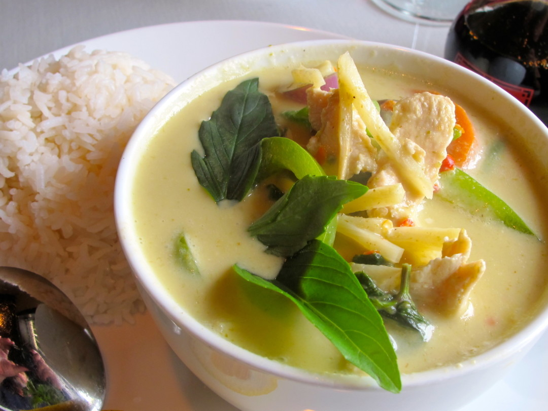 Thai Green Curry | Houstonia