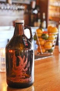 Fill 'em up! Growlers get beered for just $7 at dozens of McMenamins locations every Monday.