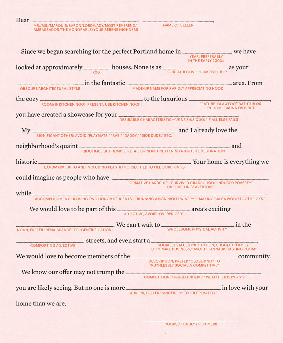 The ultimate house hunters letter mad libs style portland monthly the ultimate house hunters letter mad libs style thecheapjerseys Choice Image