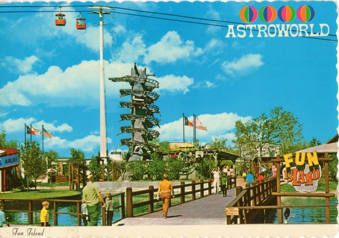 Astroworld fun island flickr user sportsuburban wqduyl