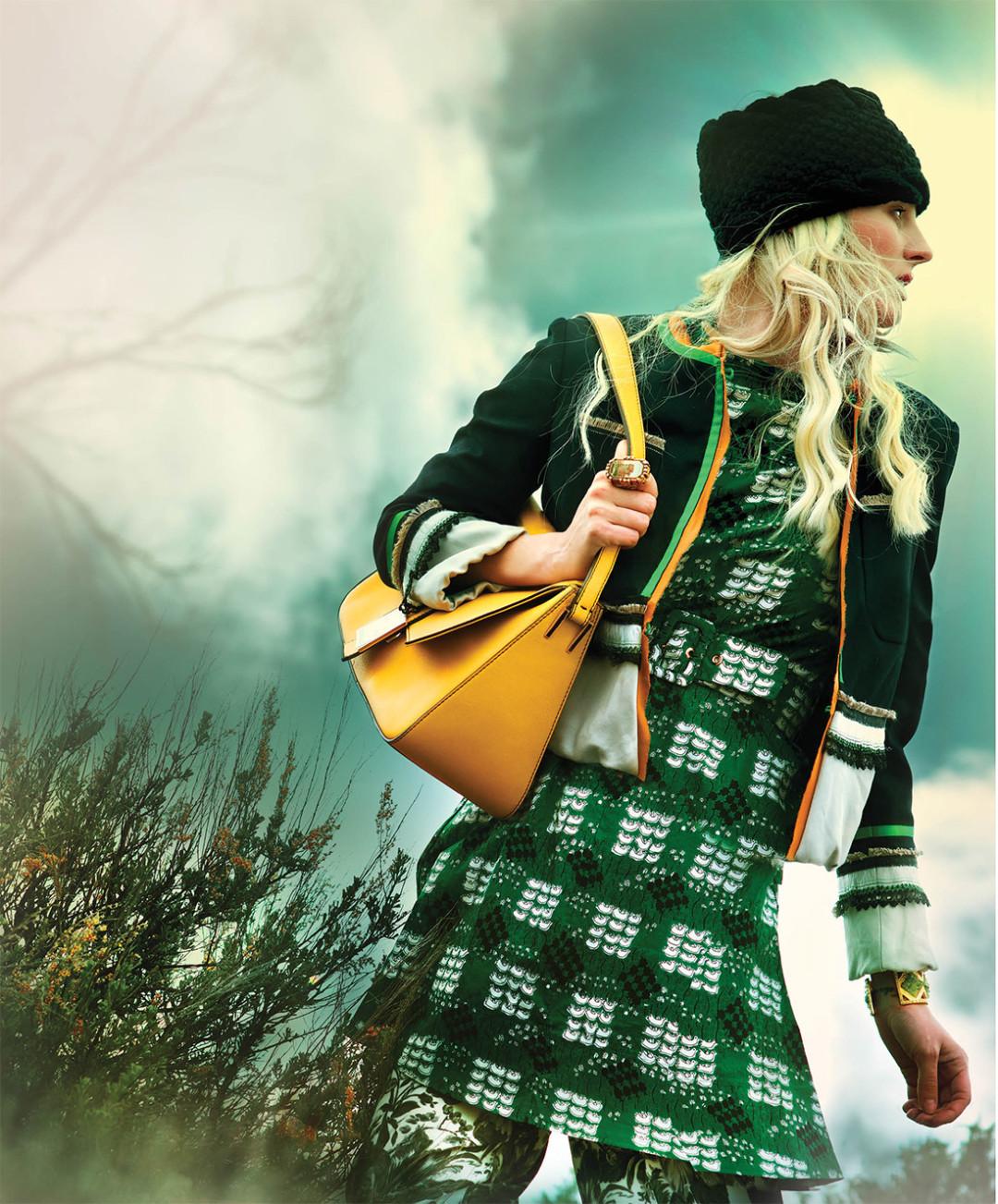 0513 wanderlust green skirt pofdb1