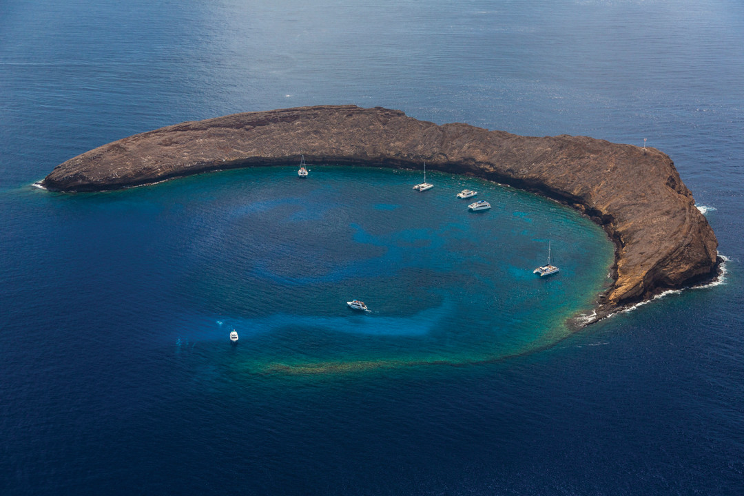 Molokini crater x7bg8l