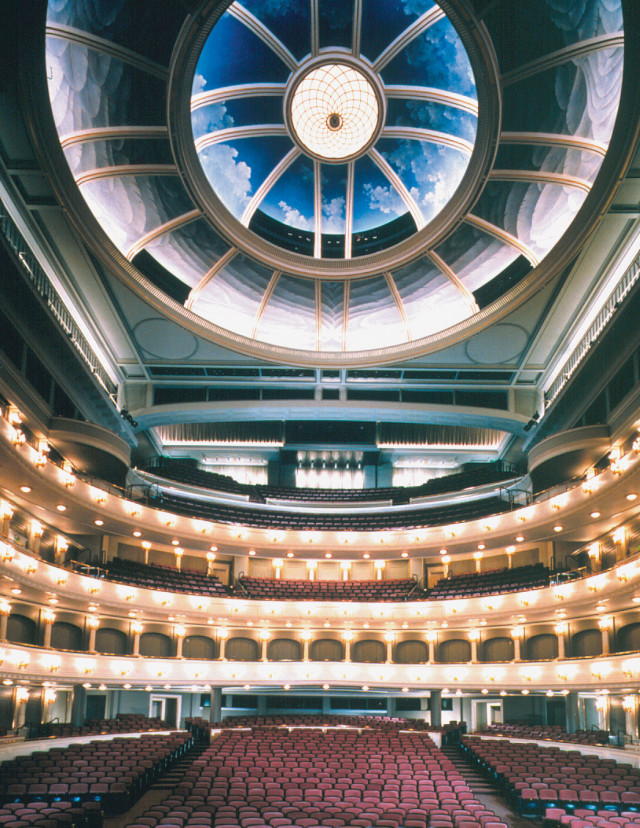 Bass performance hall interior 1b psgedp
