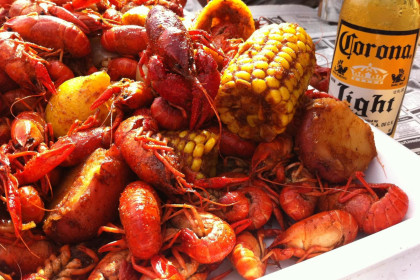 Thumbnail for - 10 Places You Should Get Crawfish This Season