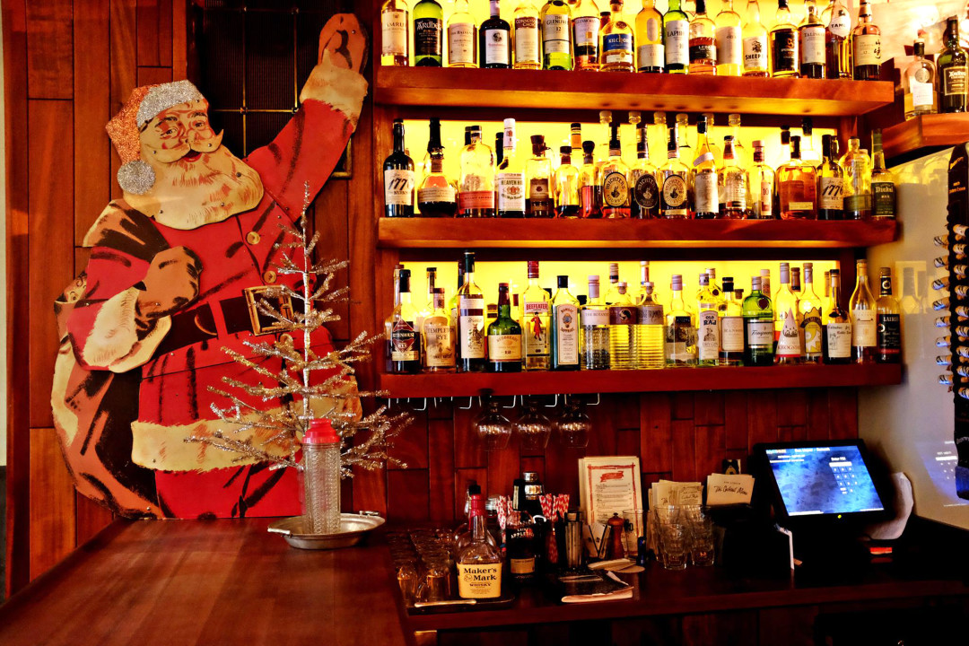 bars open on christmas eve christmas day holiday drinks eggnog