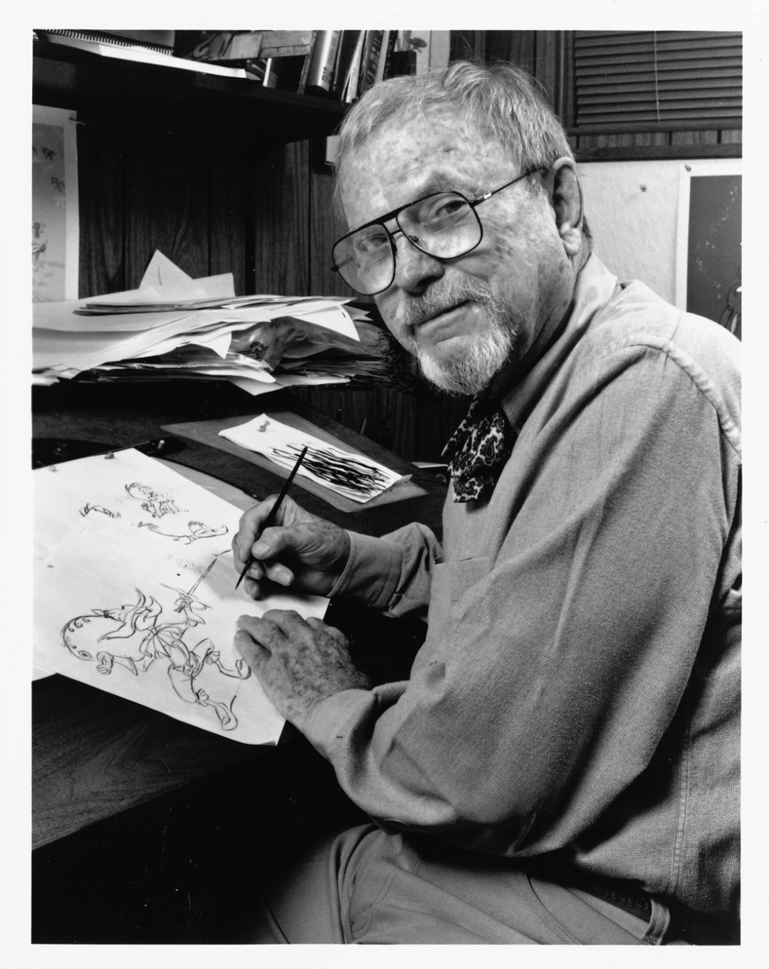 Chuck jones courtesy of the chuck jones center for creativity xgvu98