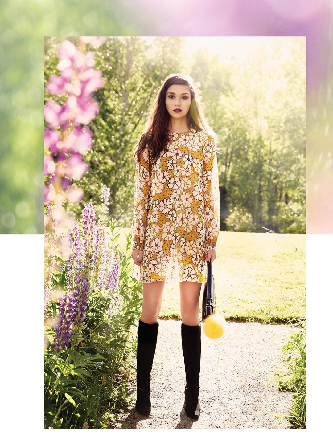 0715 garden glow flower dress euld4j