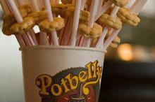 Potbelly milkshake bchnkp