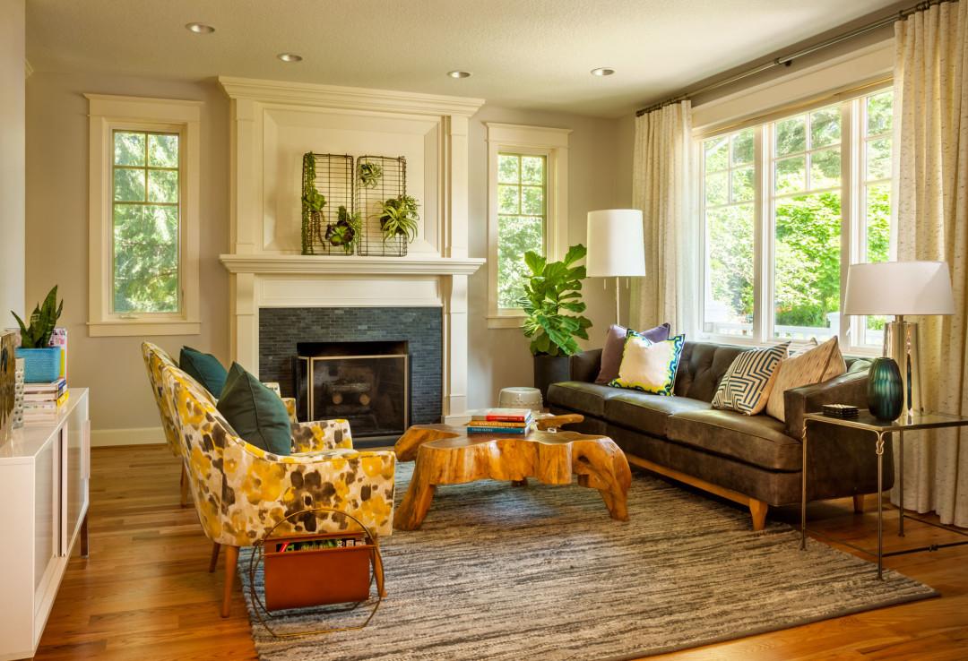 Living Room 6 Portland garrison hullinger interior design's raleigh park | portland monthly