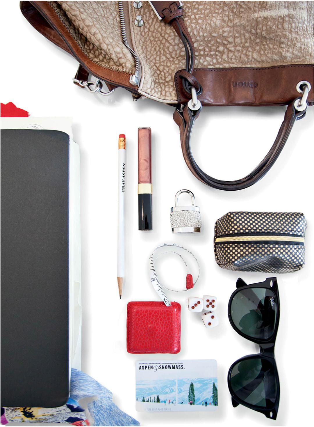0513 whats in your bag sarah gercke qglrex