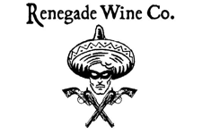 Renegade wine co 2012 rose wkep2n