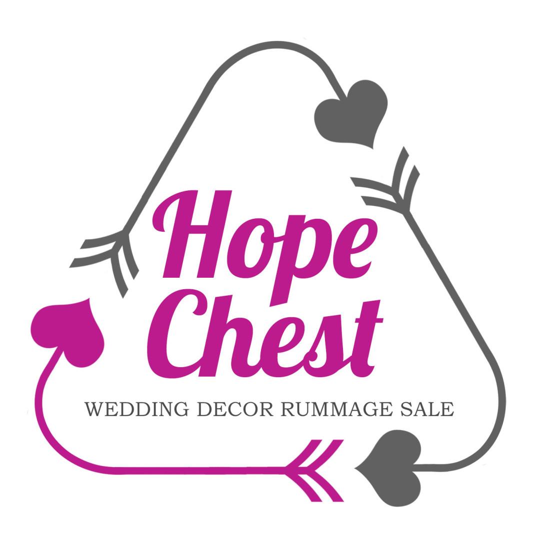 Best Wedding Garage Sale Ever! Get Hitched Give Hope | Seattle Met
