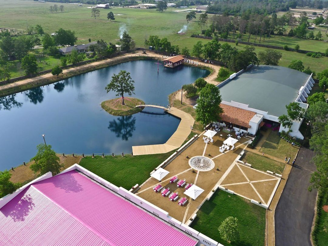 Haras hacienda aerial kidqjs