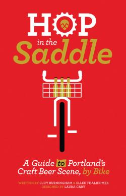 hop in the saddle beer bike portland