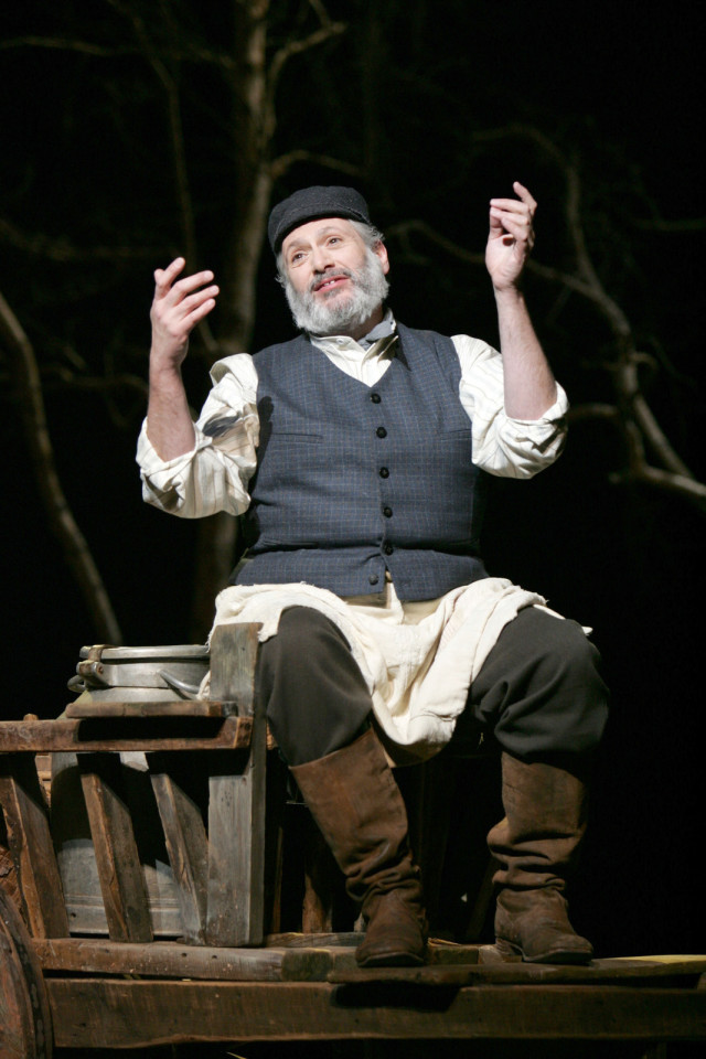fiddler on the roof character names