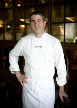 Michael Solomonov, chef/owner of Zahav Restaurant in Philadephia