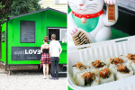 Thumbnail for - Get Fresh at Belmont's New Vegan Sushi Cart