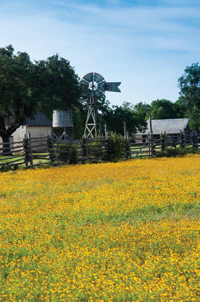 0116 weekendgetaways cover windmill yellow flowers ohexwp