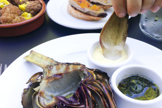 Thumbnail for - Cafe Castagna's New Eastern Mediterranean Menu