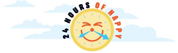 0712 24 Hours of Happy
