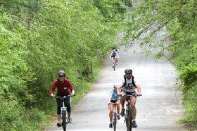 Greenway park bike trail gdmpca