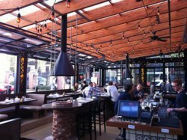 Delightful The Restaurant Trend Of The Year Is The Patio With Four Walls And A Roof.  We Thought You Might Like A List, It Being June And All.