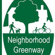Neighborhood greenway ak9c81