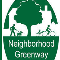Neighborhood greenway ak9c81
