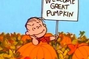 Its the great pumpkin charlie brown ohnjdc
