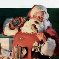 Drunk santa siryso