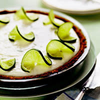 Healthy key lime pie de 65148495 yy4awf