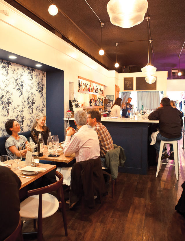 Restaurant Review Eden Hill On Queen Anne Seattle Met