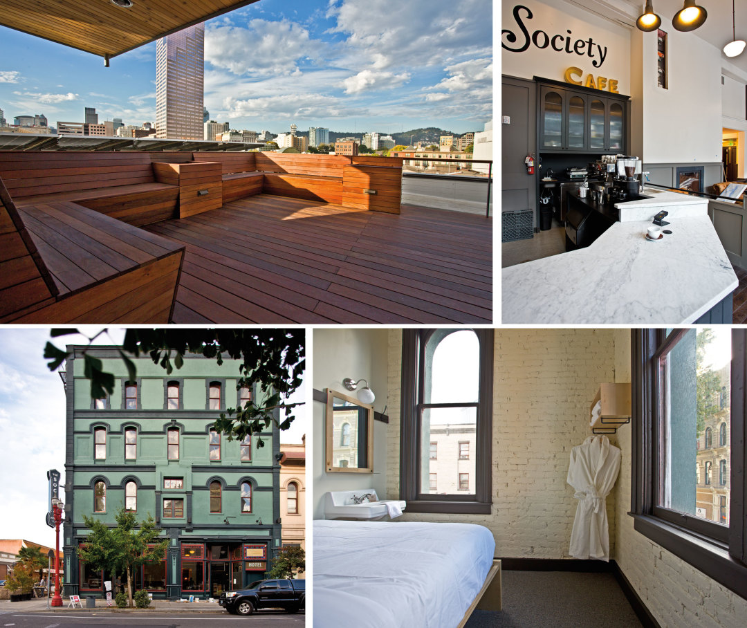 The Posh Remodel of Old Town\'s Society Hotel | Portland Monthly